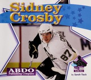 Cover of: Sidney Crosby | Sarah Tieck