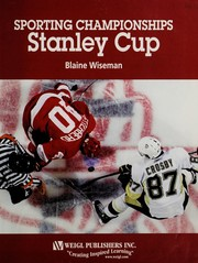 Cover of: Stanley Cup | Blaine Wiseman
