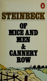Cover of: Of Mice and Men & Cannery Row | John Steinbeck