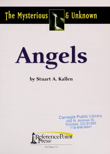 Angels by Stuart A. Kallen