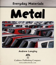 Cover of: Metal | Andrew Langley