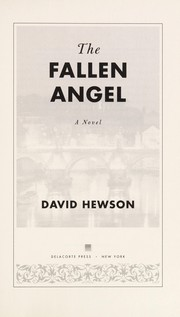 Cover of: The fallen angel | David Hewson