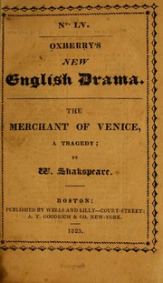 Cover of: Merchant of Venice | John Martin Russell, Alan Durband