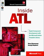 Cover of: Inside ATL by Shepherd, George