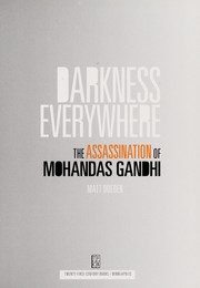 Cover of: Mohandas Gandhi | Matt Doeden