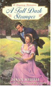 Cover of: A Tall Dark Stranger | Joan Smith