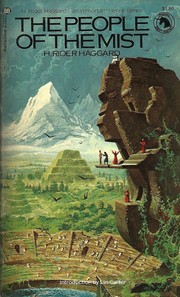 Cover of: The People of the Mist | H. Rider Haggard