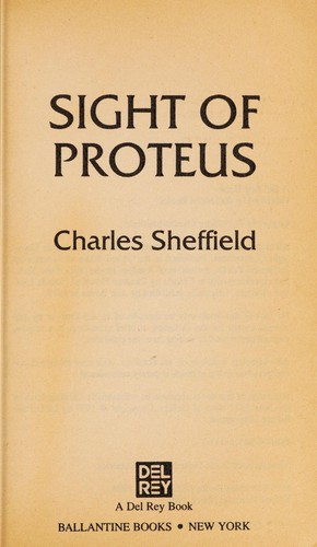 Sight of Proteus by Charles Sheffield