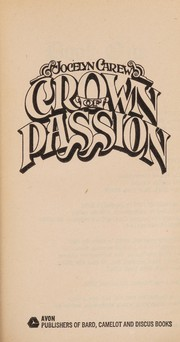 Cover of: Crown of Passion | Jocelyn Carew