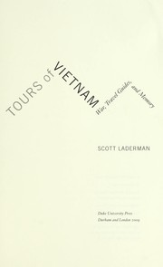 Cover of: Tours of Vietnam | Scott Laderman