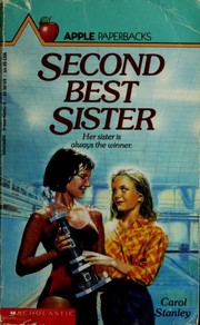 Cover of: Second Best Sister | Carol Stanley