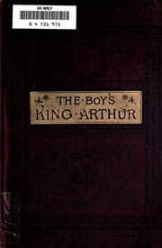 Cover of: Morte d'Arthur | Sir Thomas Malory