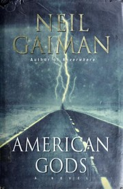 Cover of: American Gods | Neil Gaiman
