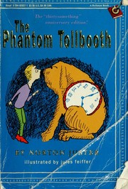 Cover of: The Phantom Tollbooth | Norton Juster