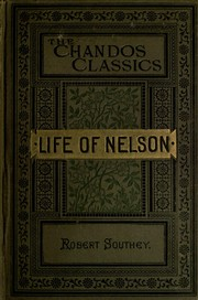 Cover of: The Life of Nelson | Robert Southey