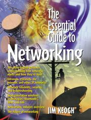 Cover of: Essential Guide to Networking, The | Jim Keogh