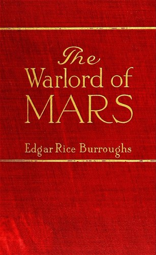 The warlord of mars open library cover of the warlord of mars edgar rice burroughs fandeluxe Images