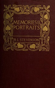Cover of: Memories and portraits | Robert Louis Stevenson