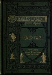 Cover of: The Adventures of Oliver Twist | Charles Dickens