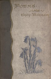 Cover of: Poems | Emily Dickinson