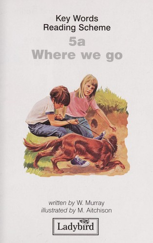 Where We Go (Key Words) by Nicholas Murray