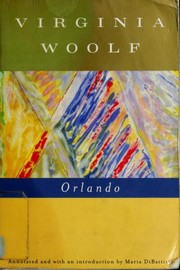 Cover of: Orlando | Virginia Woolf