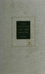 Cover of: The Cloister and the Hearth | Charles Reade