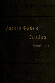 Cover of: Clouds | Aristophanes