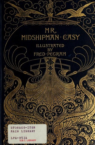 Mr. Midshipman Easy by Frederick Marryat