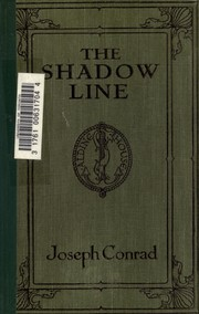 Cover of: The shadow-line | Joseph Conrad