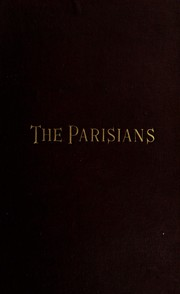 Cover of: The Parisians | Edward Bulwer Lytton