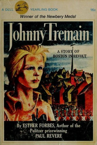 Johnny tremain open library cover of johnny tremain esther forbes fandeluxe Image collections
