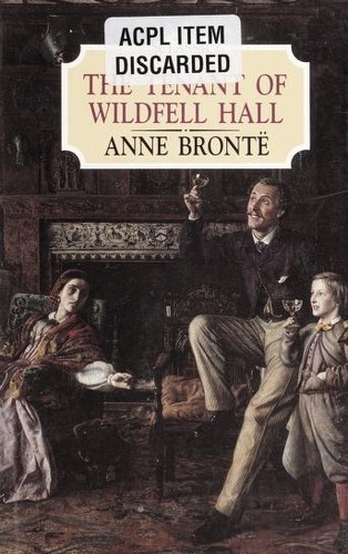 The Tenant Of Wildfell Hall Open Library