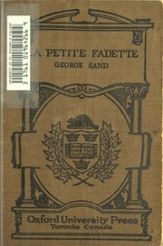 Cover of: La petite Fadette | George Sand