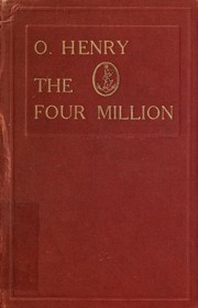 Cover of: The Four Million | O. Henry
