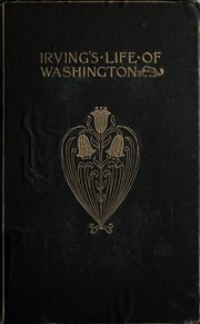 Cover of: Life of George Washington | Washington Irving