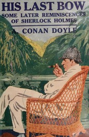 Cover of: His Last Bow | Sir Arthur Conan Doyle