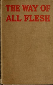 Cover of: The Way of All Flesh | Samuel Butler