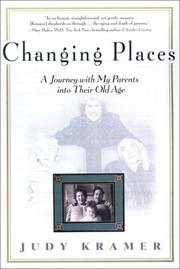 Cover of: Changing Places | Judy Kramer