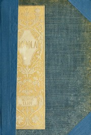 Cover of: Romola | George Eliot