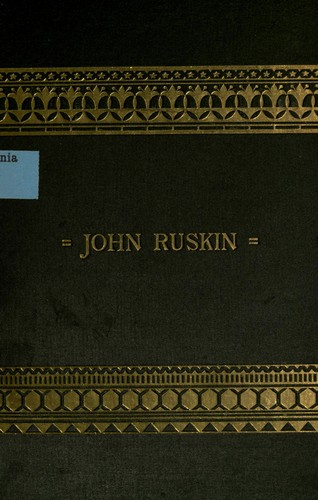 Unto this last by John Ruskin