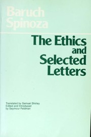 Cover of: Ethica | Baruch Spinoza