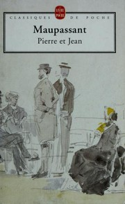 Cover of: Pierre et Jean | Guy de Maupassant