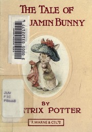 Cover of: The Tale of Benjamin Bunny | Beatrix Potter