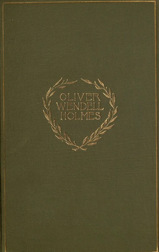 The poet at the breakfast-table by Oliver Wendell Holmes, Sr.