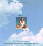 Cover of: Simple yoga by Cybele Tomlinson