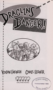 Cover of: Draglins in danger! | Vivian French