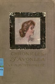 Cover of: Chronicles of Avonlea | Lucy Maud Montgomery