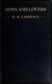Cover of: Sons and lovers | D. H. Lawrence