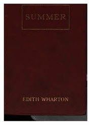 Cover of: Summer | Edith Wharton